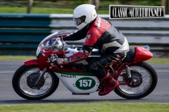 Desmond Wooton - 1964 Ducati 250 Mk1