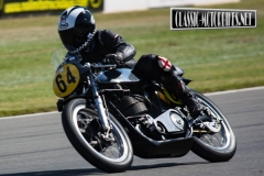 C.Bassett - Norton Manx 500