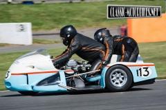 H.Jonker & K.Dossche - Moto Guzzi 1000