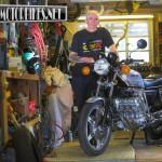 Honda CBX1000 Restoration