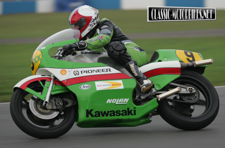 kawasaki kr500 | classic motorbikes