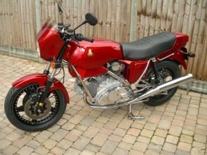 1984 Hesketh V1000