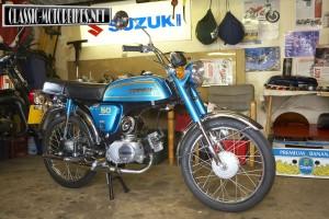 Suzuki AP50 Restoration