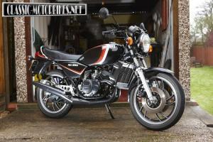 Yamaha RD250LC Restoration