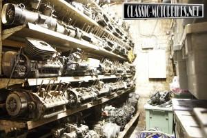 underground motorcycle parts store