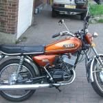 Yamaha RD200A