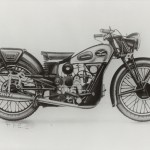 1939 Moto Guzzi Airone