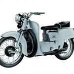 1950 Moto Guzzi Galletto