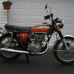 Honda CB450 Road Test