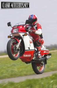 Yamaha YPVS RD500