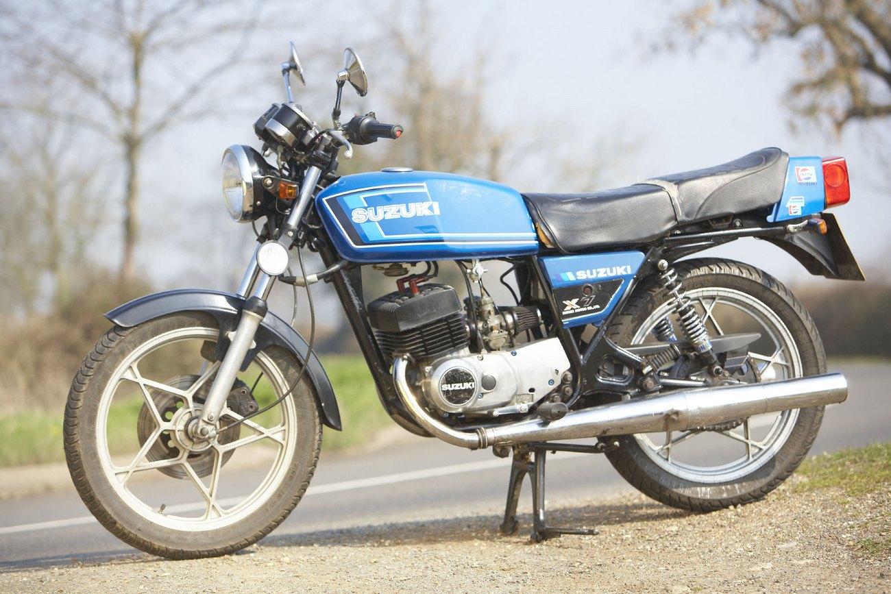 Old Suzuki