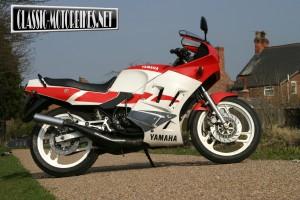 Yamaha RD350R YPVS Road Test