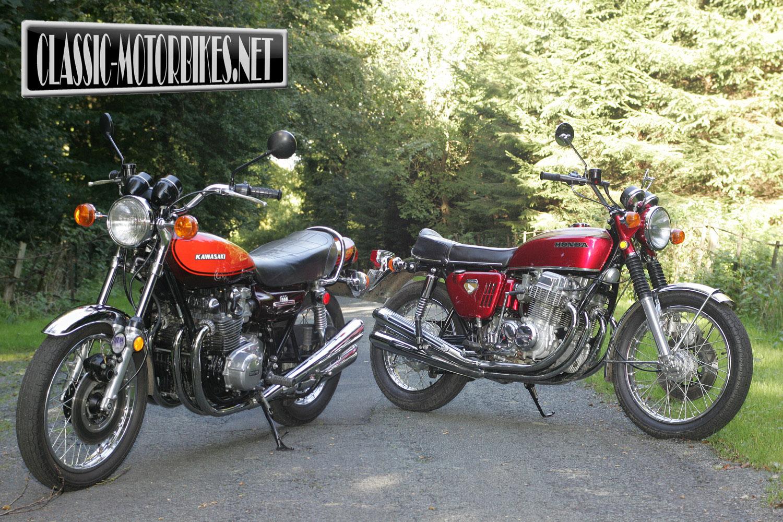 honda cb750 road test classic motorbikes. Black Bedroom Furniture Sets. Home Design Ideas