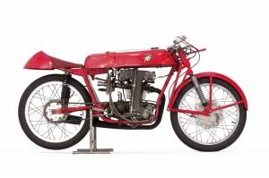 MV Agusta 1953-54 Works 125 GP Racer