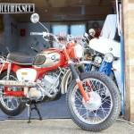 1966 Suzuki B105P