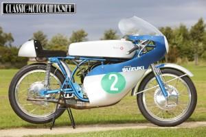 Suzuki TR250