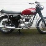 Win a Triumph Nobbeville T120R For Christmas!