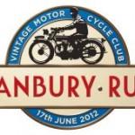 VMCC BANBURY RUN 2012 DATES ANNOUNCED
