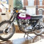 1974 Bonneville T120 650cc