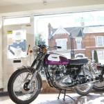 74 Triumph Bonneville T120