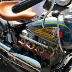 THE CAROLE NASH CLASSIC MOTORCYCLE MECHANICS SHOW