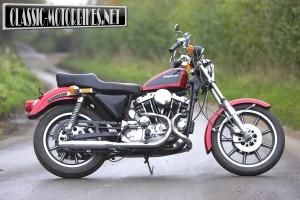Harley sportster Sportster