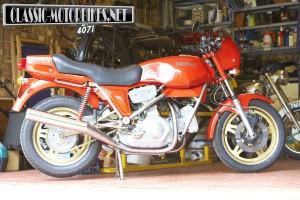 1982 Hesketh V1000