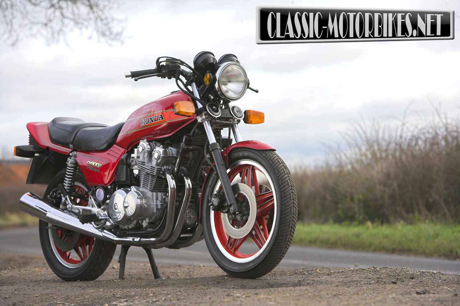 honda cb900f road test classic motorbikes. Black Bedroom Furniture Sets. Home Design Ideas
