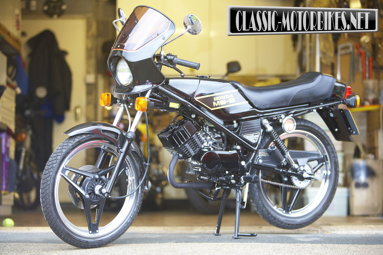 honda mb5 restoration classic motorbikes