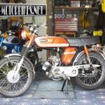 Restored Yamaha FS1-E