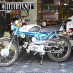 Restored Suzuki 50