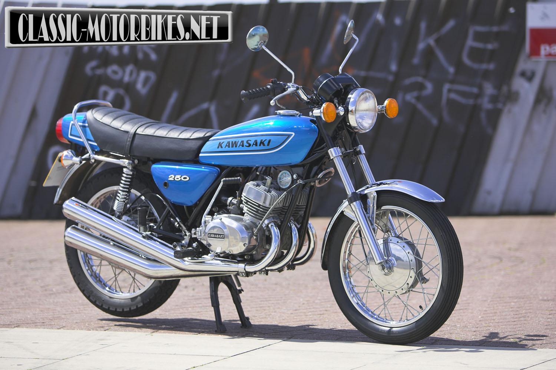 Kawasaki Kh Triple For Sale