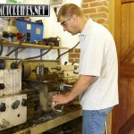 New Era lathe and milling facilities