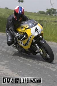 Yamaha RD700 Race Bike