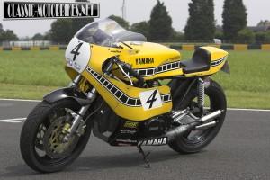 Yamaha RD700 Special