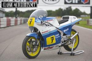 Barry Sheene RG500