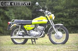 Suzuki T350 Rebel