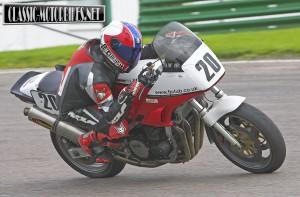 Yamaha FJ Race Bike