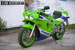 Kawasaki ZXR750