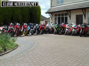 classic superbike collection