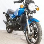 Restored Yamaha RD350LC
