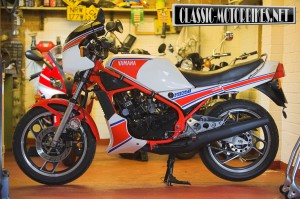 1983 Yamaha RD350YPVS