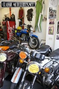 Cosmo's classic bikes