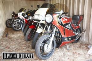 Geoff Haines classic bikes