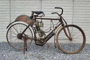 Oldest US Motorcycle Up For Auction