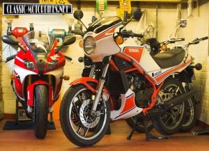 Yamaha RD350 YPVS Restoration