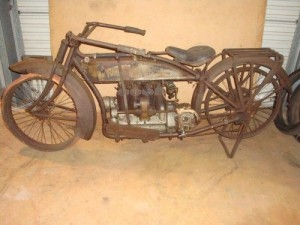 Auction of special bikes in Australia