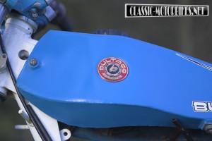 Bultaco Sherpa T Tank