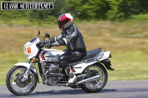 Honda CX500E Sport Road Test
