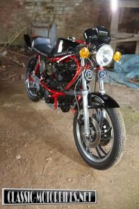 Dresda Yamaha XJ550 Turbo